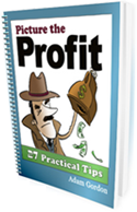 Picture the Profit - a business resource by Adam Gordon